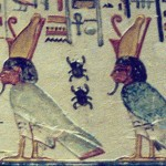 Images from the Pharaoh's tomb