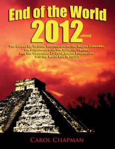 End of the World 2012 EBook Cover