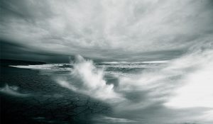 dream interpretation huge waves
