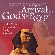 Arrival of the Gods in Egypt book cover