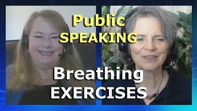 Public Speaking Breathing Exercises