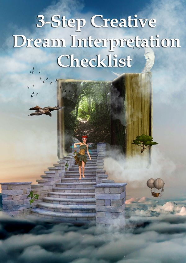 3-Step Creative Dream book-