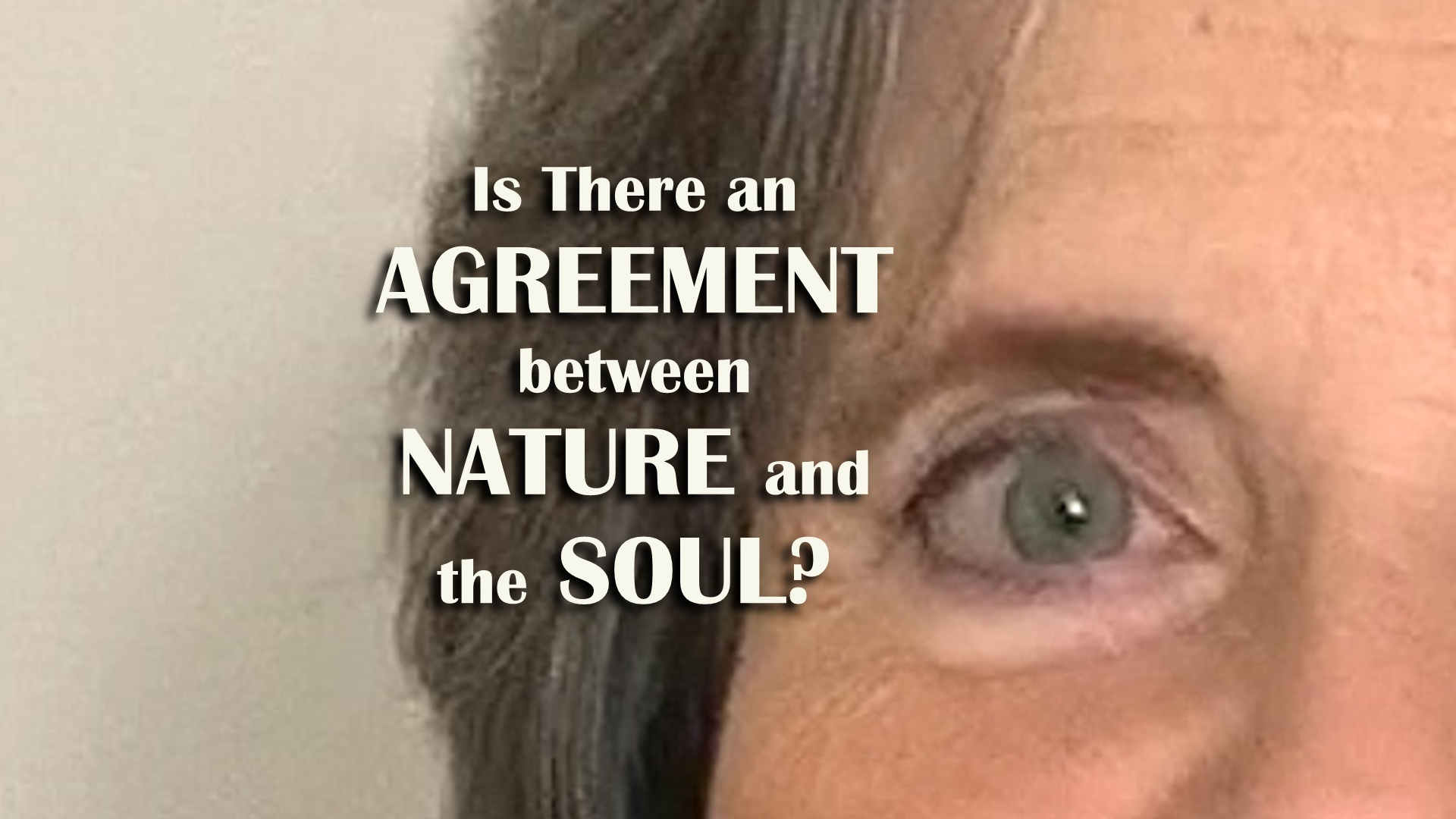 is there an agreement between nature and the soul