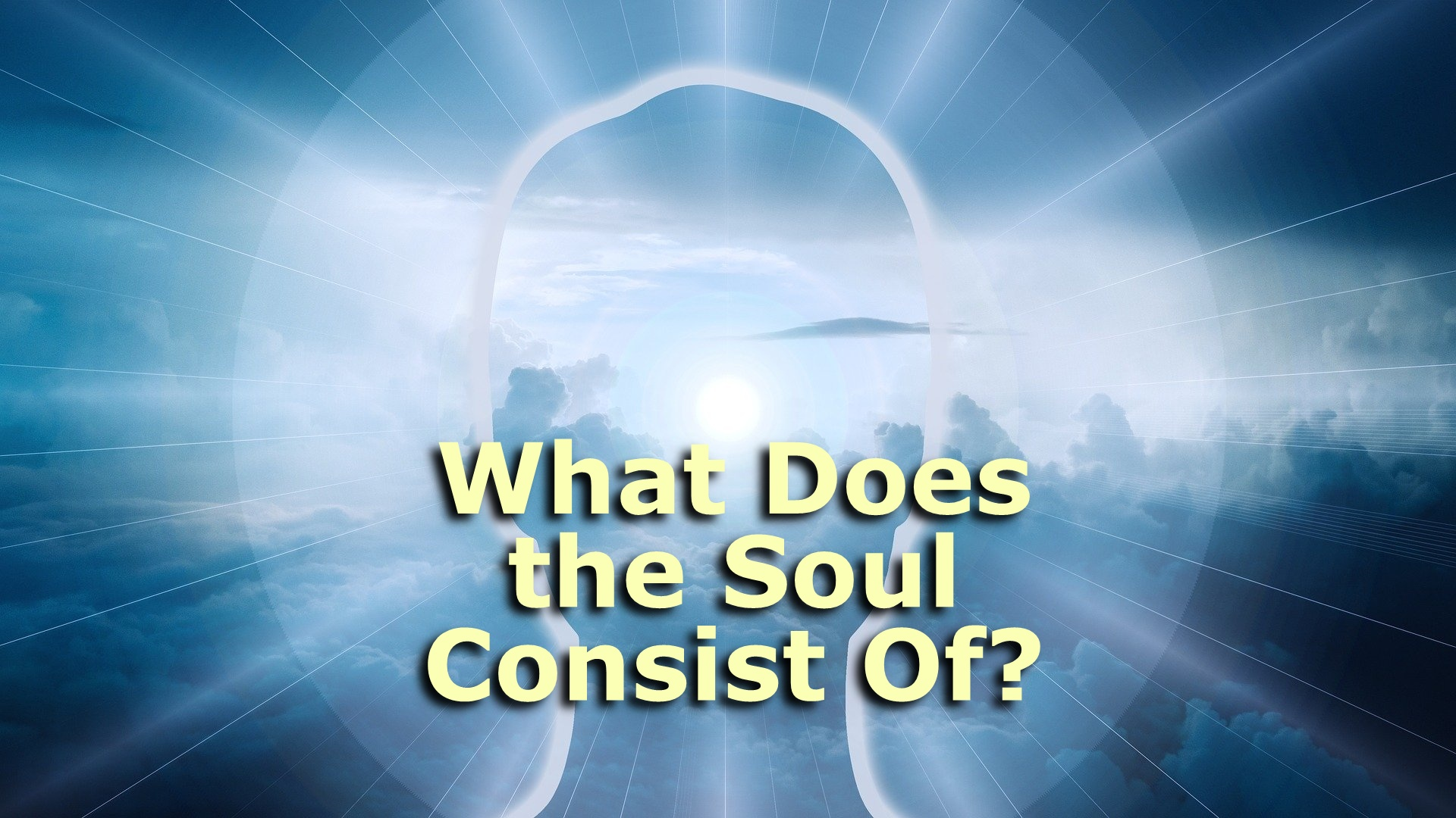 What does the soul consist of