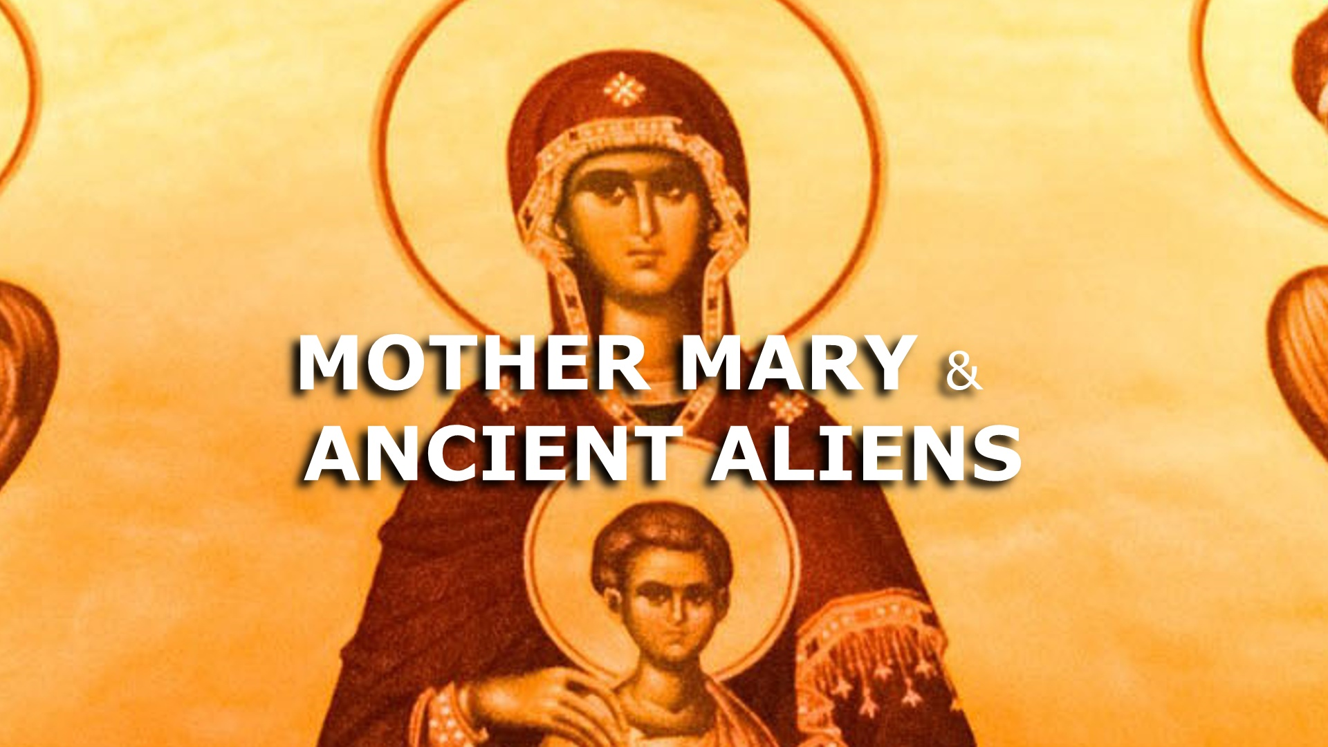 what does mother mary have to do with atlantis