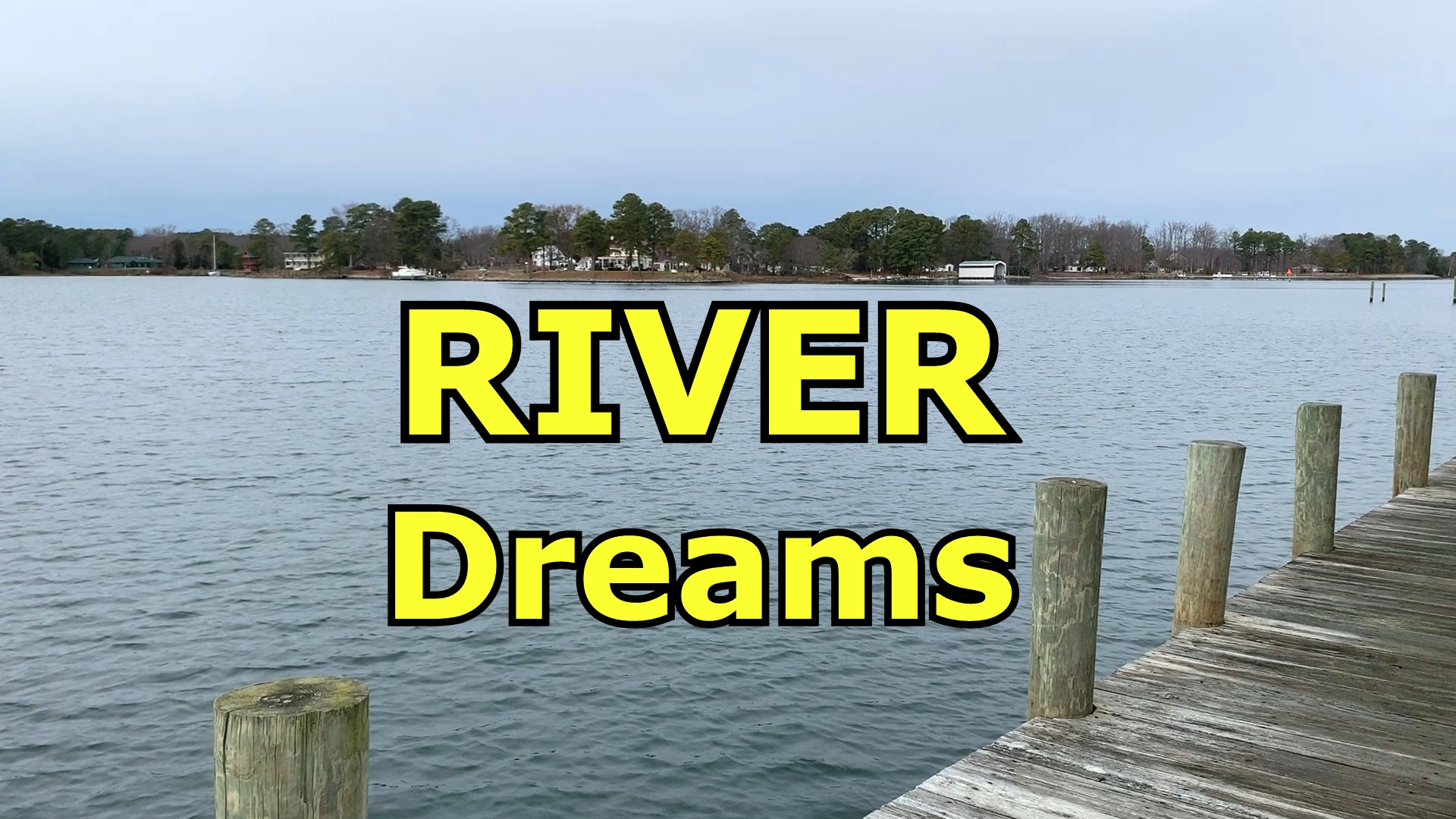 flowing river dream meaning