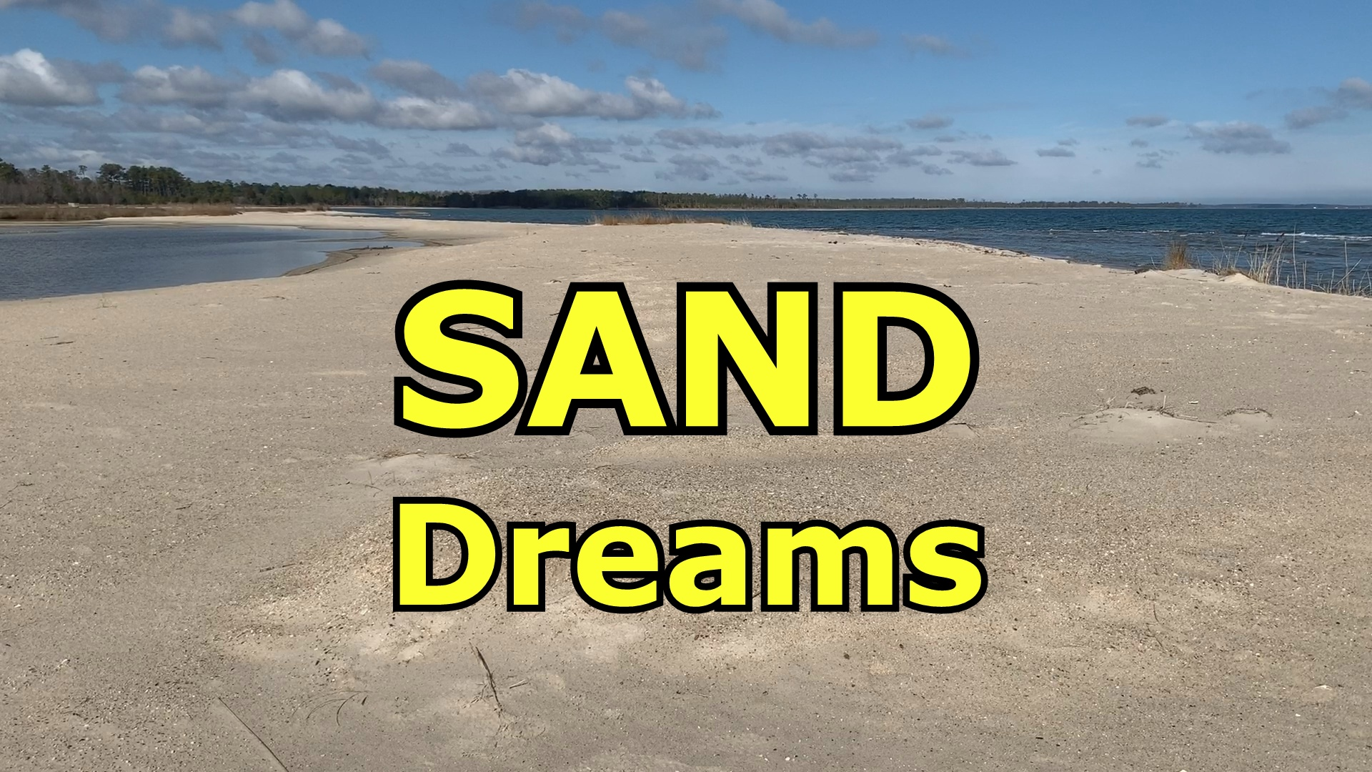 Dreaming of Beach Sand - What Does It Mean