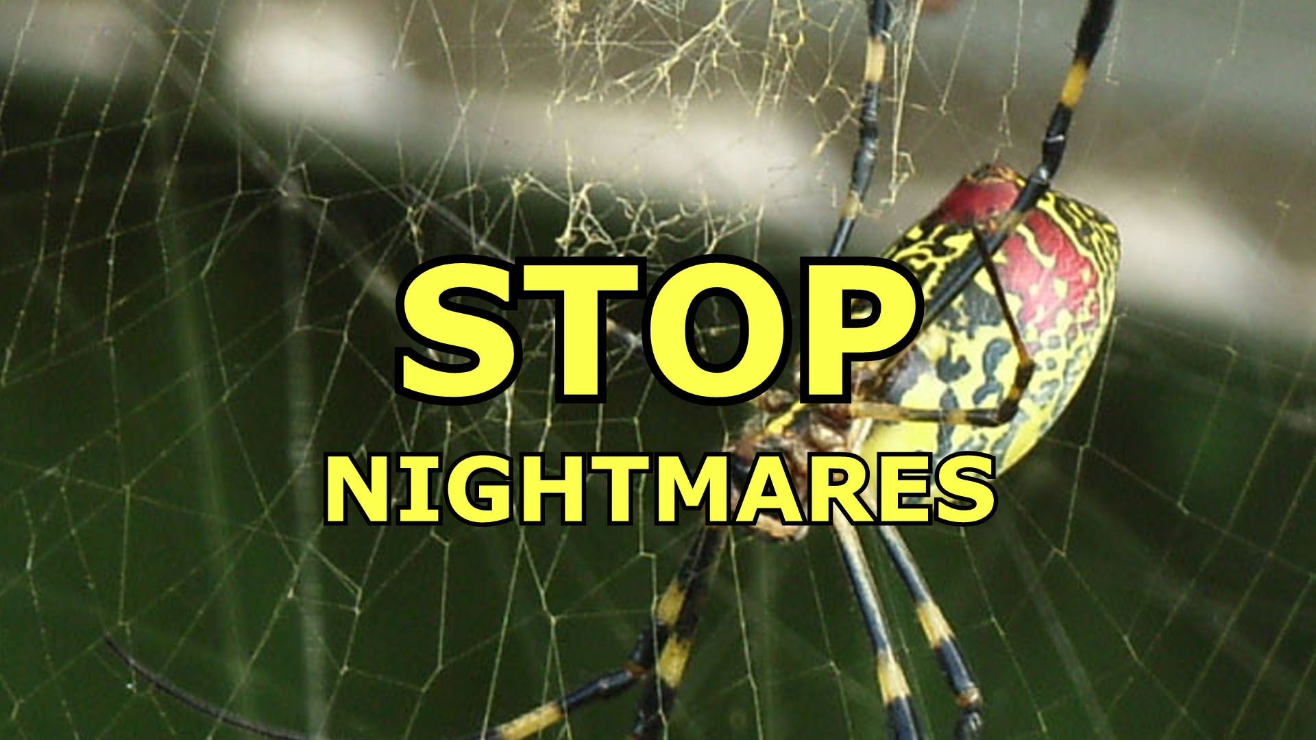 How to Stop Nightmares in Adults