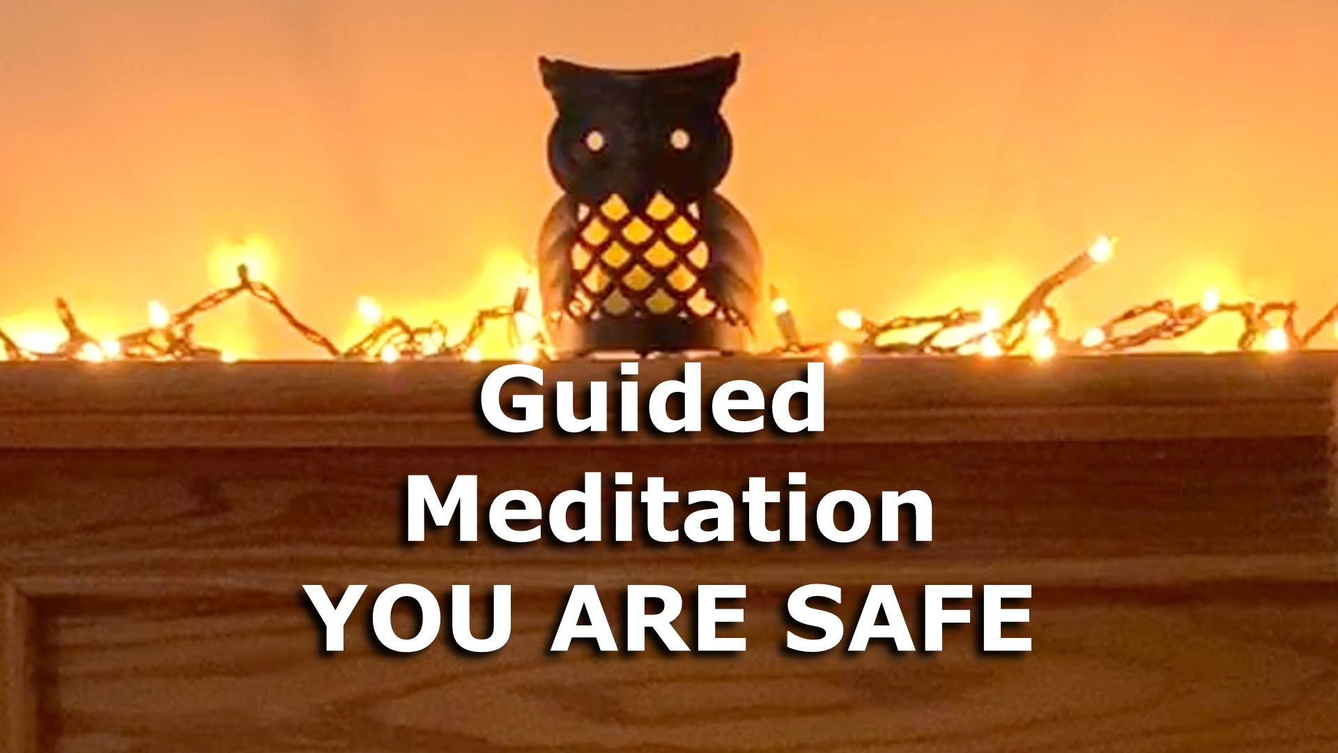 5 Minute Guided Meditation You Are Safe