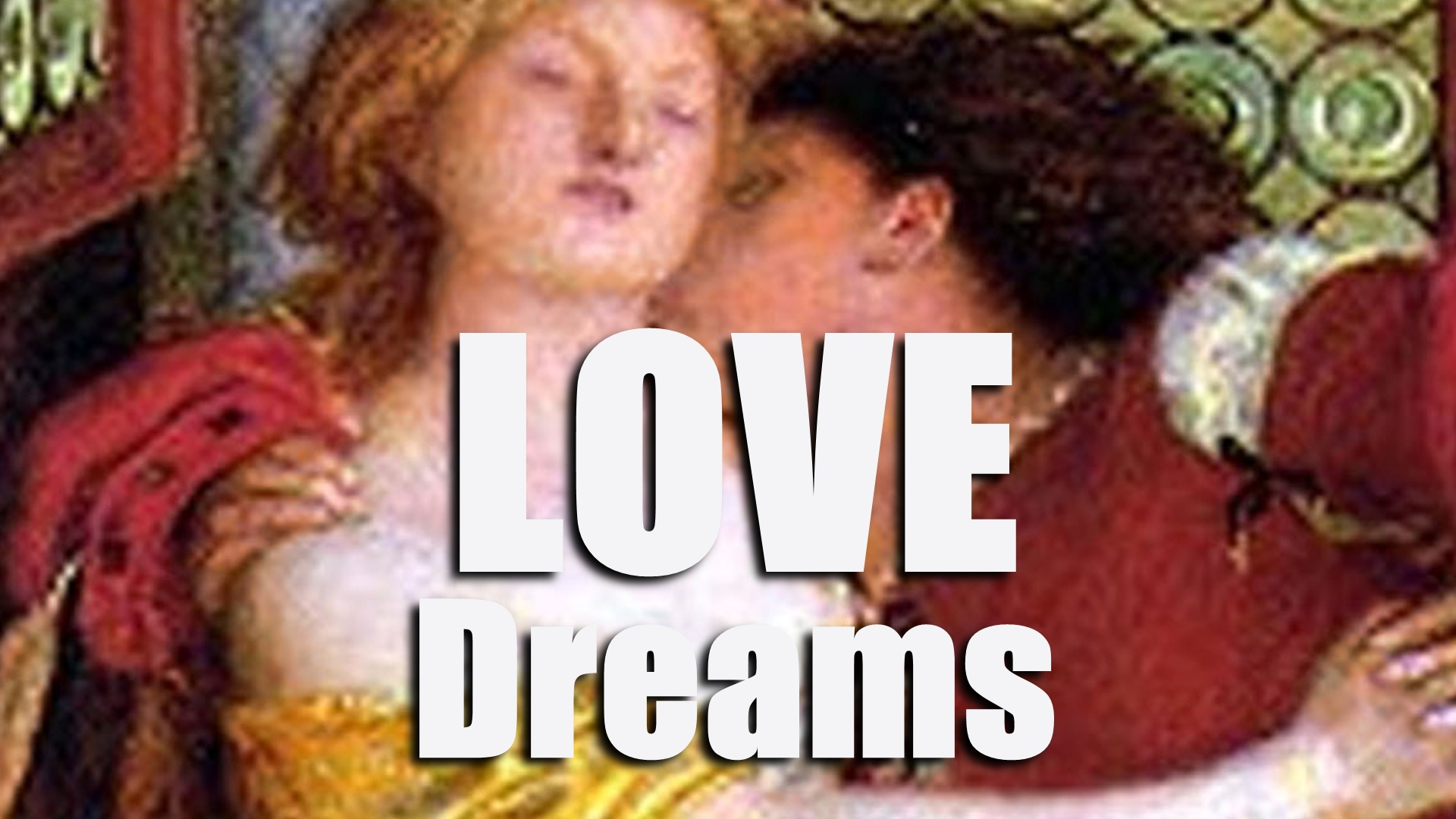 making love to someone dream