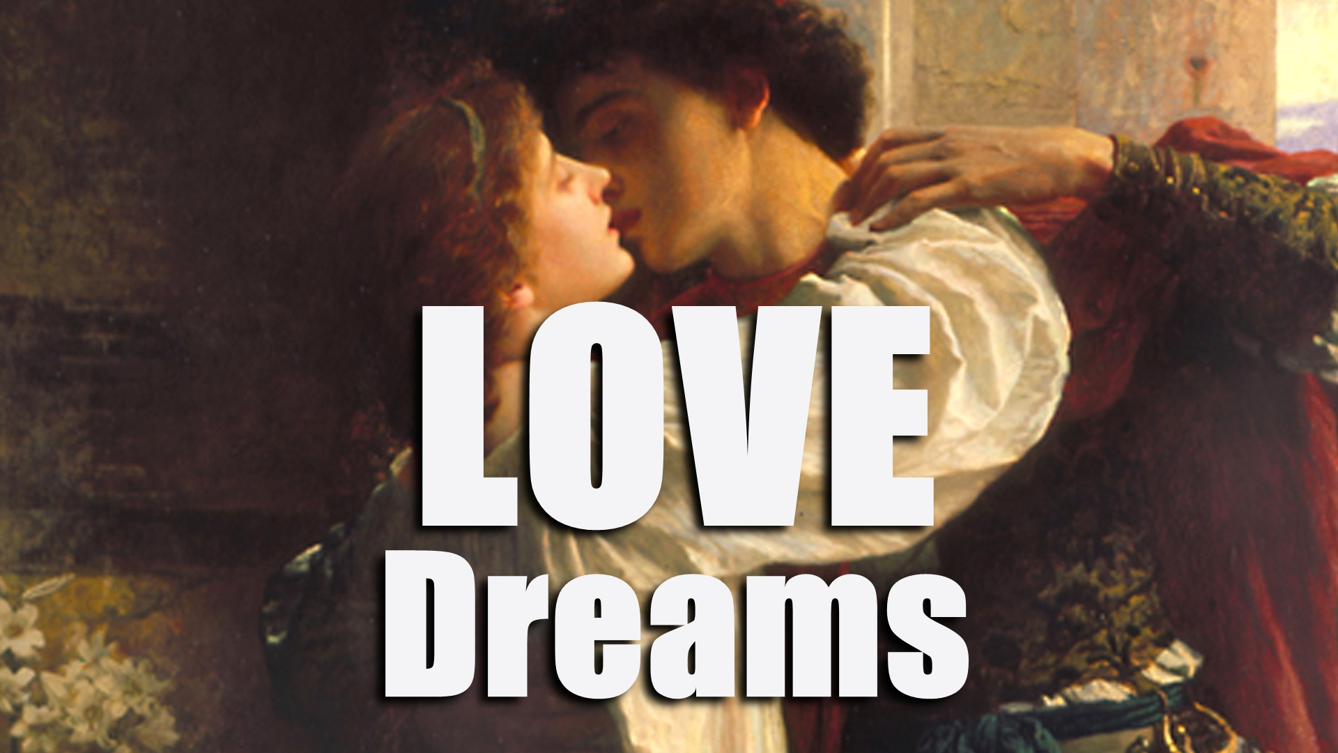 what does making love in a dream mean