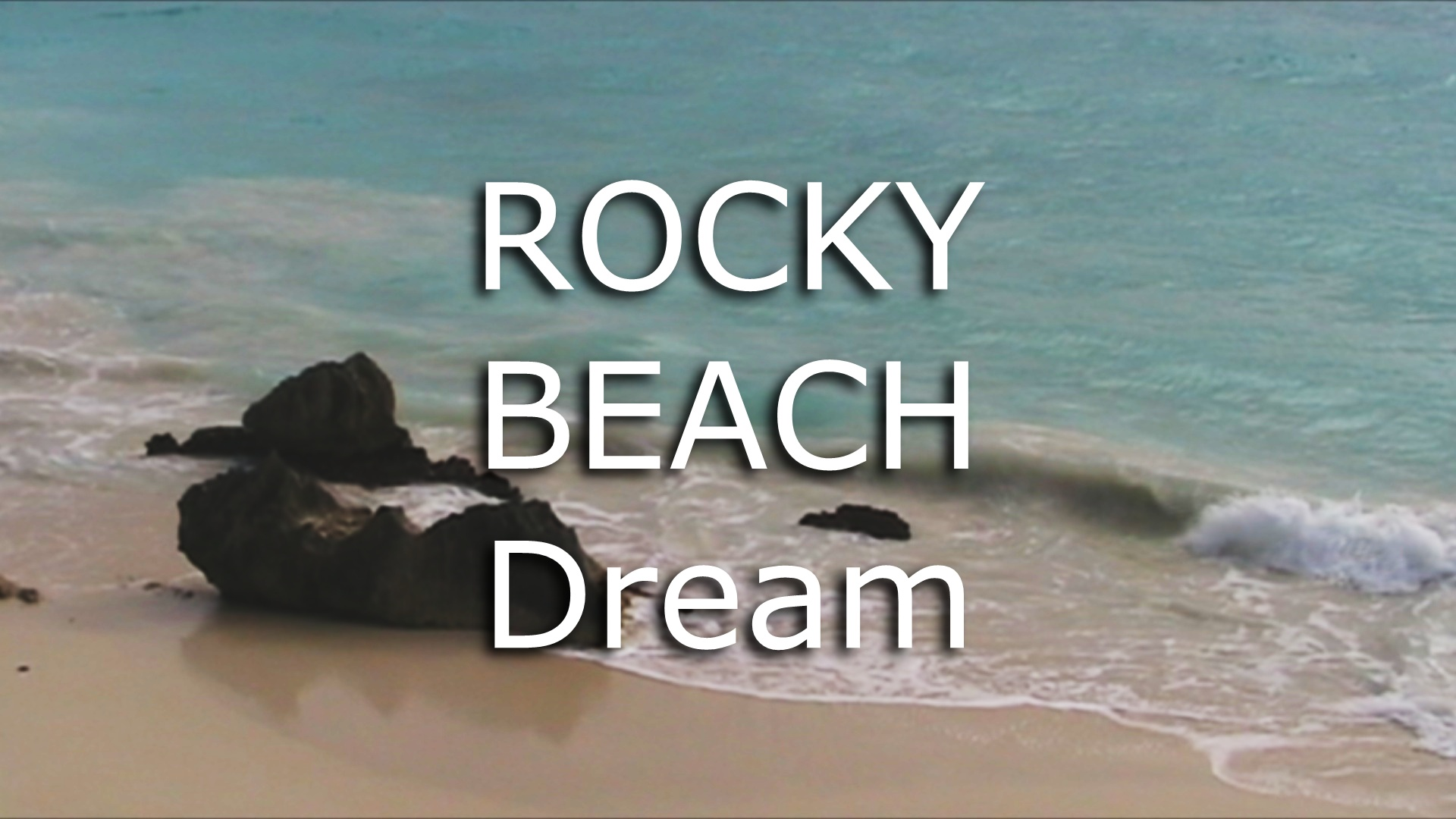 what does it mean to dream about a rocky beach