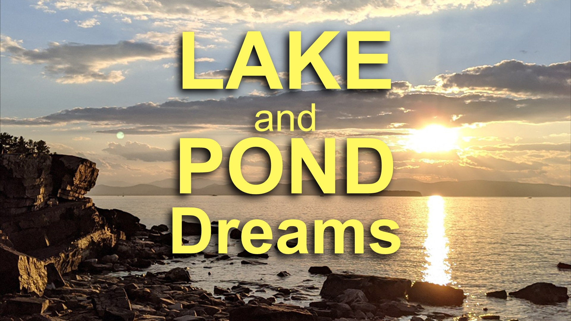 What does it mean if you see a lake in your dreams