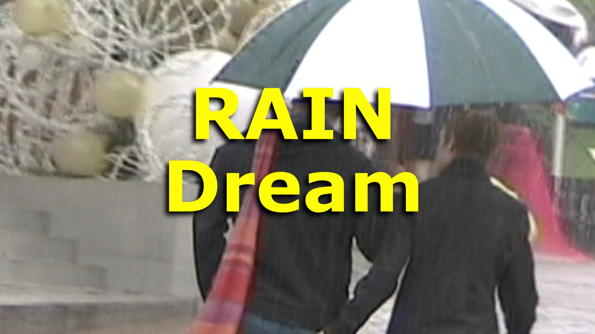 What does it mean to dream of rain