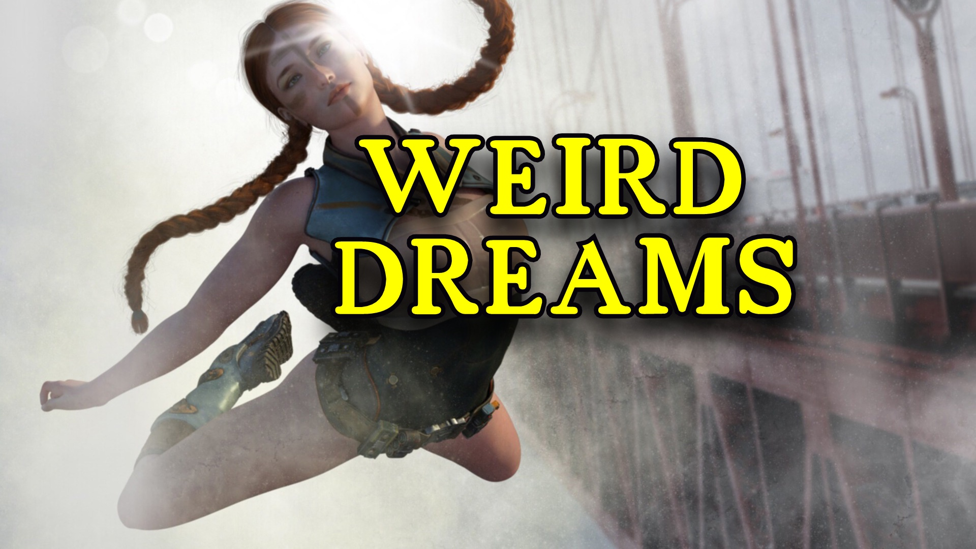 why do we do such weird things in our dreams
